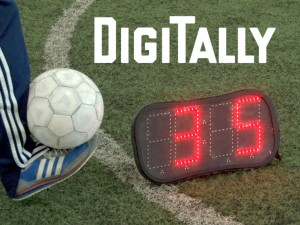 The DigiTally portable electronic scoreboard is a product for anyone who plays any sport. Easy to use, lightweight, portable, and powerful, it can be used for a variety of sports and has a number of modes and connectivity options.